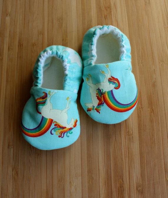 Unicorn Baby Shoes Rainbow Baby Clothes Unicorn Baby