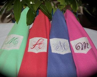 Sooo Comfy Monogrammed Pocket T-Shirt, Tee, Tshirt, the Eyelet Collection