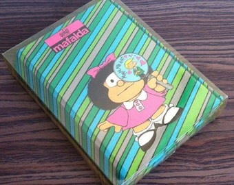 Mafalda perpetual agenda - Mafalda Quino