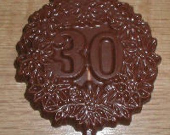 30 Lolly Chocolate Mold