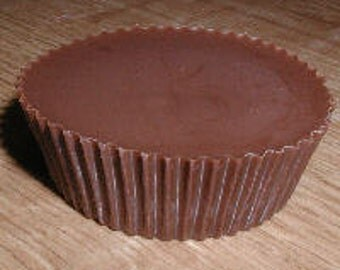 Deep Peanut Butter Cup Chocolate Mold