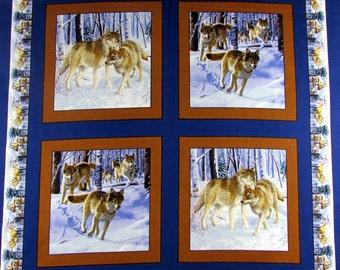 Per Yard, Wolf Pack Fabric
