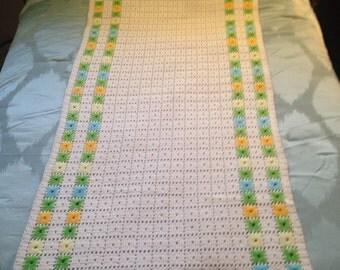 Vintage Knit Runner Rug