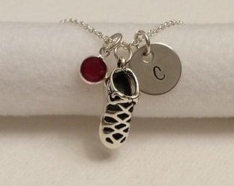 Irish Dance necklace Ghillie feis gift, Christmas gift