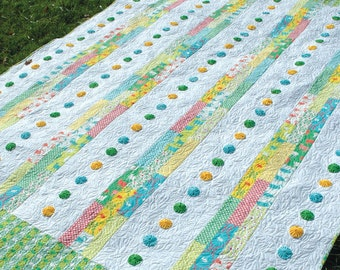 Bejeweled Quilt Pattern - Amanda Murphy - Amanda Murphy Design - AMD 009