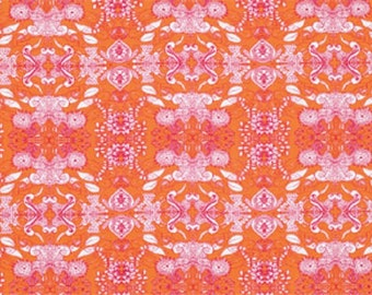 SALE!! 1/2 Yard - Dovecote - Velvet Wing - Carnelian - Tina Givens - FreeSpirit - Fabric Yardage - PWTG147