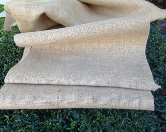 "1 yard 60"" wide  Natural Burlap Fabric -  Sold By The Yard/Trending items/Burlap/"