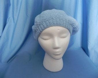 Casual comfort beret