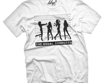 The Usual Suspects Men's T Shirt