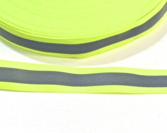 Reflector tape Yellow