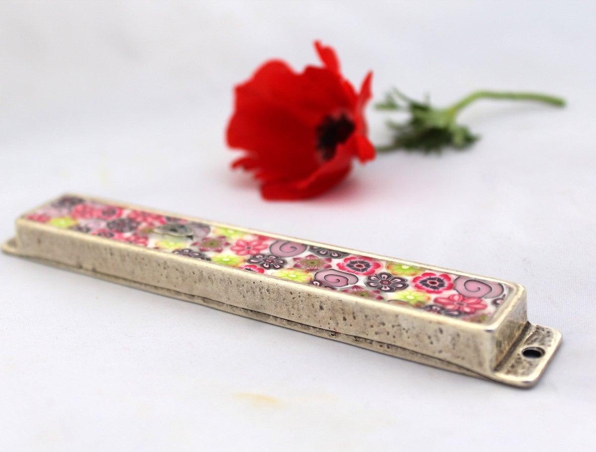 Contemporary Wedding Gifts: Mezuzah Judaica Gift Jewish Wedding Gift Mezuza Modern