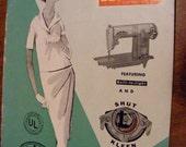 Sewmor Model 606 Instruction Manual Book