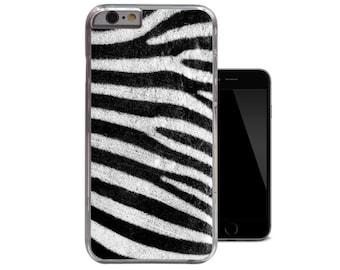 Zebra Print Animal Pattern Stripes Quirky iPhone 4 4s case Fun iPhone 5 5s case Stylish iPhone 5c case Unique iPhone 6 case  (A62)