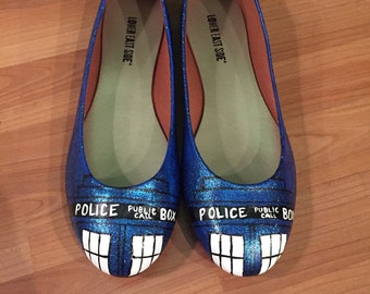Doctor Who TARDIS Flats