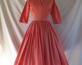 1960s vintage dress