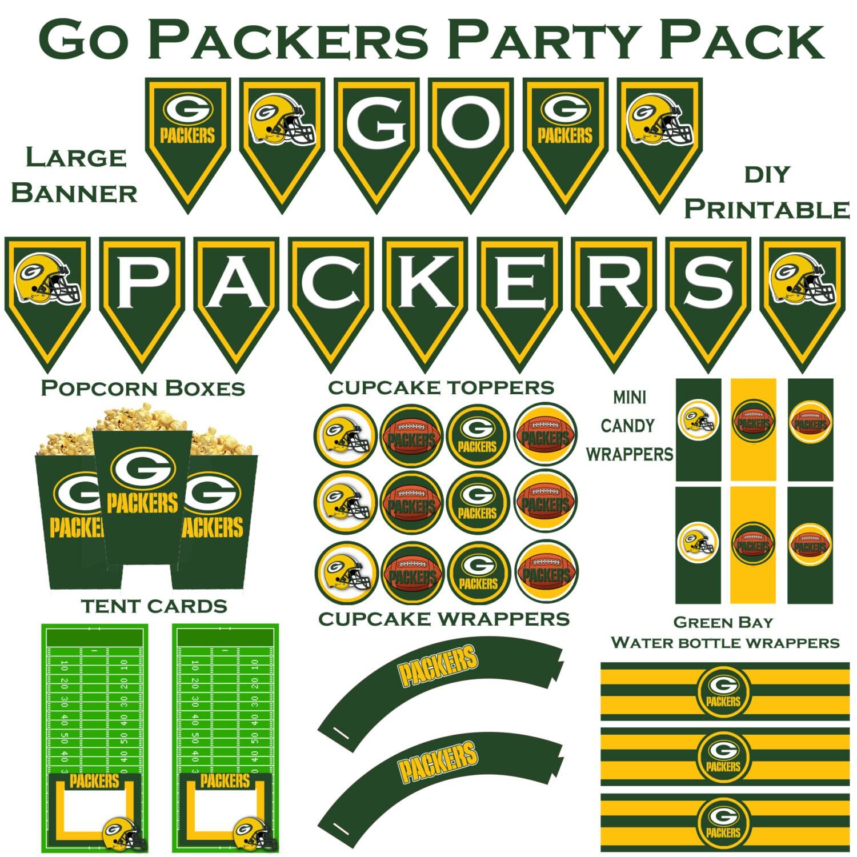 Green Bay Packers Football Lace Lanyard
