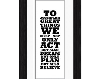 Great Things Affirmation