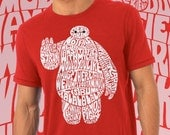 Doctor's Orders - Big Hero 6 inspired Baymax shirt - Unisex Sizes