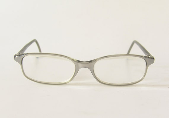 Eyeglasses Frame Made In Germany : Vintage Meitzner eyeglasses German frame grey gray