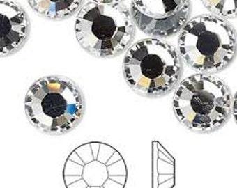 100pcs SS20 Genuine Swarovski Crystal  rhinestones without hot fix