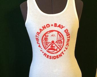 Capistrano Beach tank or shirt