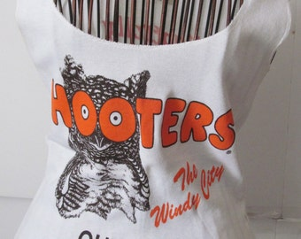 Hooters Shirt Blouse Hooter Girls Authentic Designer Clothing Hooters Clothing Tacky Yet Unrefined Hooters Chicago The Windy City