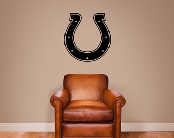 Indianappolis Colts Vinyl Wall Decal Sticker Graphic