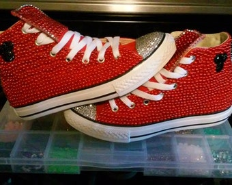 Bling Out Converse