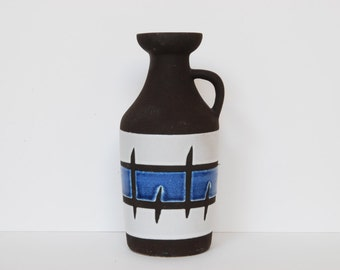 East German jug vase by Strehla - 1302