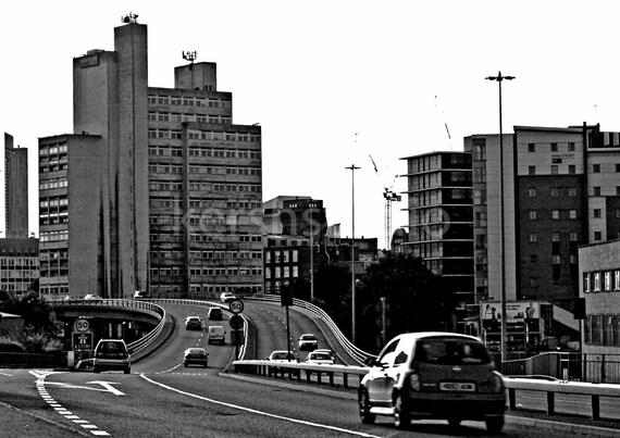 Manchester Mancunian Way Manchester Mancunian Way Fine