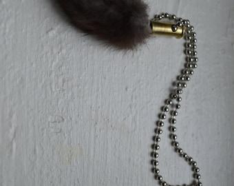Little Rabbit's Foot Necklace