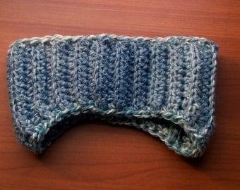 Men's Crocheted Headband Ear Warmer