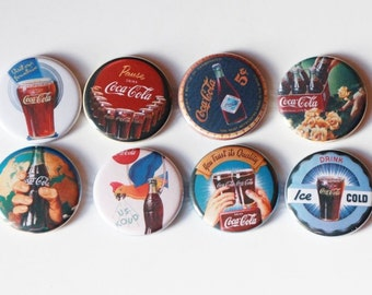 Coca Cola magnet,Coca Cola fridge magnet,office magnet,Coca Cola collector,fridge magnet,Coca Cola gift favor,locker magnet