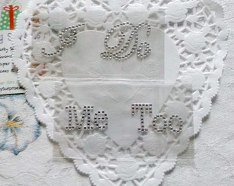 Wedding Shoe Stickers Pair Clear Rhinestones, I Do Me Too Wedding Stickers Clear, Blue or Pink Rhinestones