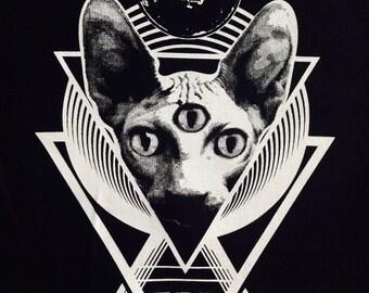 Mystic Cat  Patch | Patches | Punk Patches | Horror
