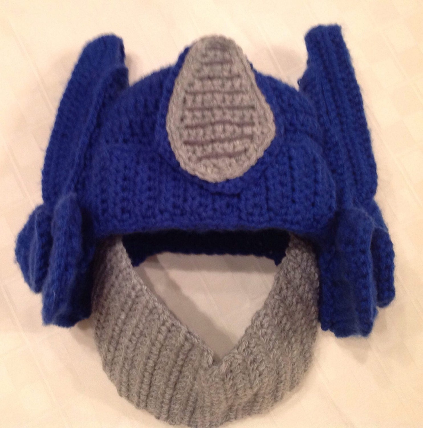 Pattern for crocheted robot hat inspired by transformers zoom bankloansurffo Gallery
