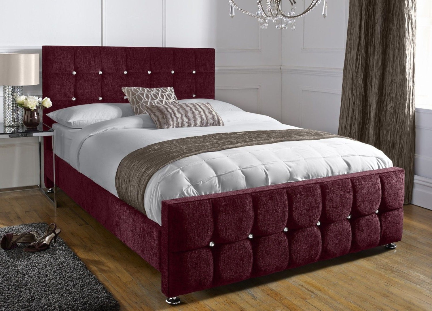 King Size Bedroom King Size Bed Etsy