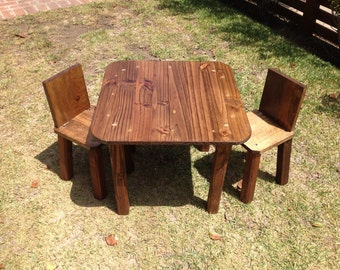 kids table and chair set childrens table and chairs handmade at jason varley designs