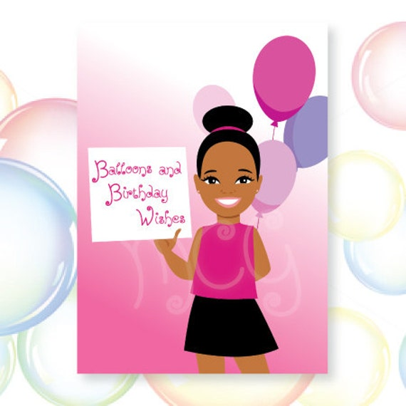 balloons and birthday wishes set of happy birthday cards, Birthday card