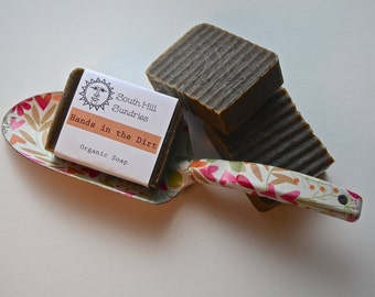 Hands in the Dirt Organic Cold Process Soap