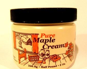 Pure Maple Cream, 1/2 Lb.
