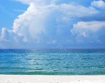 Pensacola Beach, Florida Photograph // Beach Picture // Beach Photograh