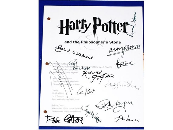 Harry Potter And The Philosopher 39 S Stone Sorcerer 39 S