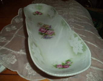 Lovely Vintage Victorian Dish