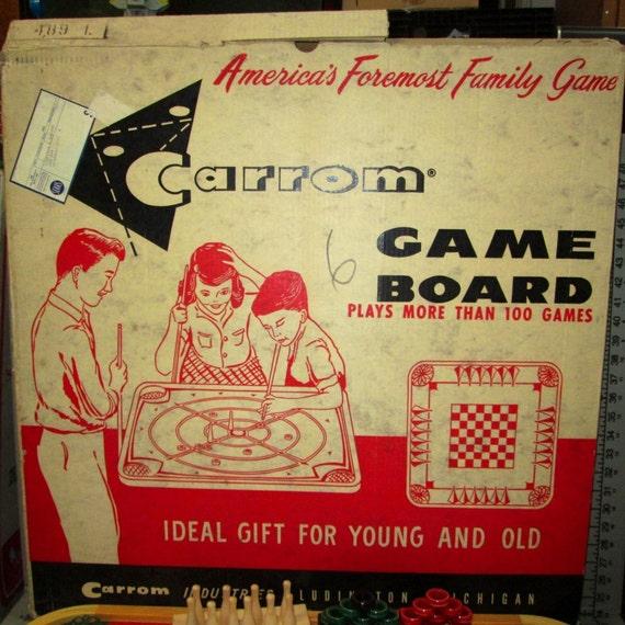 short essay on carrom board game