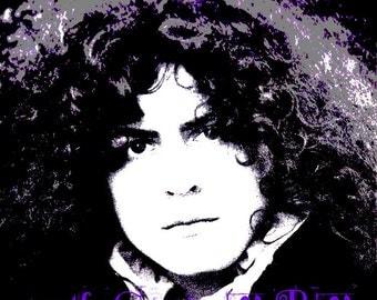 Legendary Marc Bolan T-Shirt