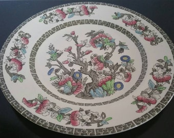 Johnson Brothers Indian Tree  Dimner Plate 25cm diameter