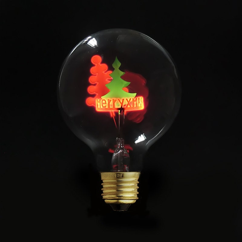 clairage du sapin de no l ampoule ampoule d 39 clairage de. Black Bedroom Furniture Sets. Home Design Ideas