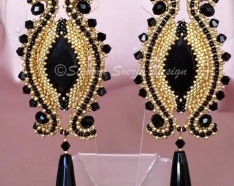 Orecchini / Earrings CLEOPATRA'S EYE