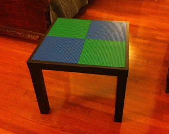 "Lego Table 21"" by 21"" (Custom color options)"